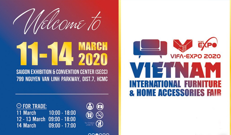 Vifa Fair · Vietnam · Mar 20